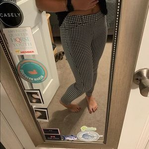 Old Navy Gingham Pants